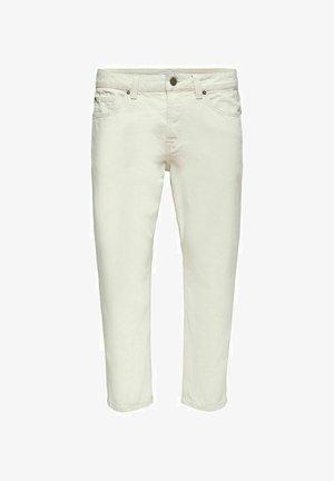 Slim fit jeans - raw cotton