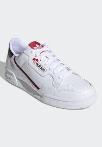 adidas Originals - CONTINENTAL 80 - Trainers - footwear white/core black/scarlet - 2