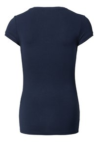 Queen Mum - TEE - T-shirt basic - navy - 1