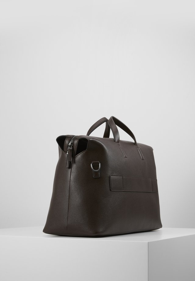 POCKET WEEKENDER - Sac week-end - brown