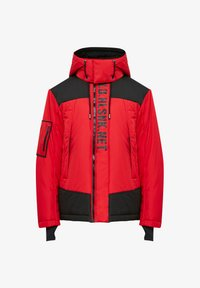 Finn Flare - Winter jacket - red - 7