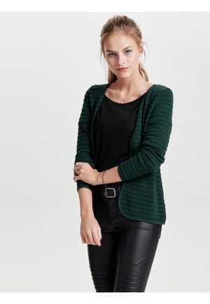 ONLCRYSTAL - Cardigan - evergreen