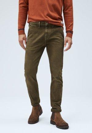 JAMES - Slim fit jeans - walnut