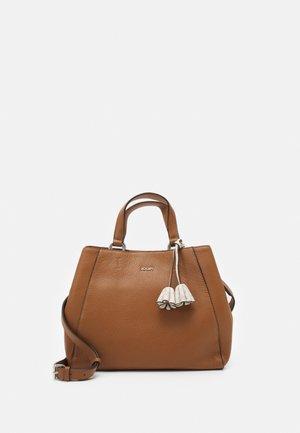 CHIARA EDEN HANDBAG - Handbag - cognac