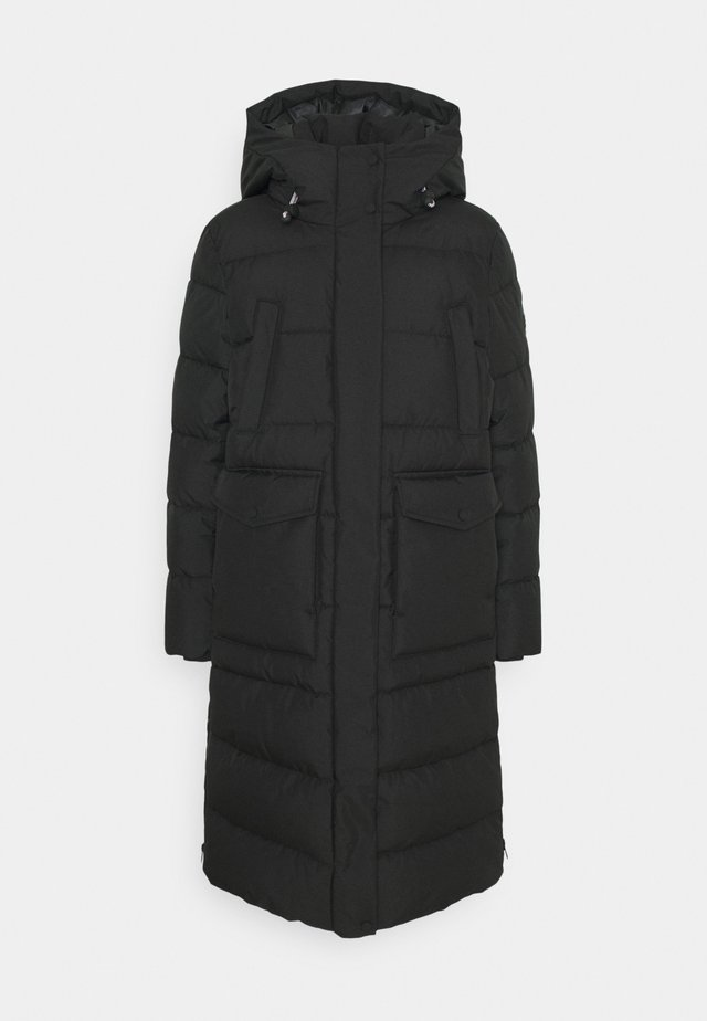 ARCTIC EXPEDITION PUFFER COAT LONG - Talvitakki - black