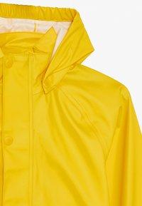 Name it - NKNDRY RAIN SET - Pantaloni impermeabili - empire yellow - 6