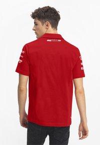 Puma - Poloshirt - rosso corsa - 2