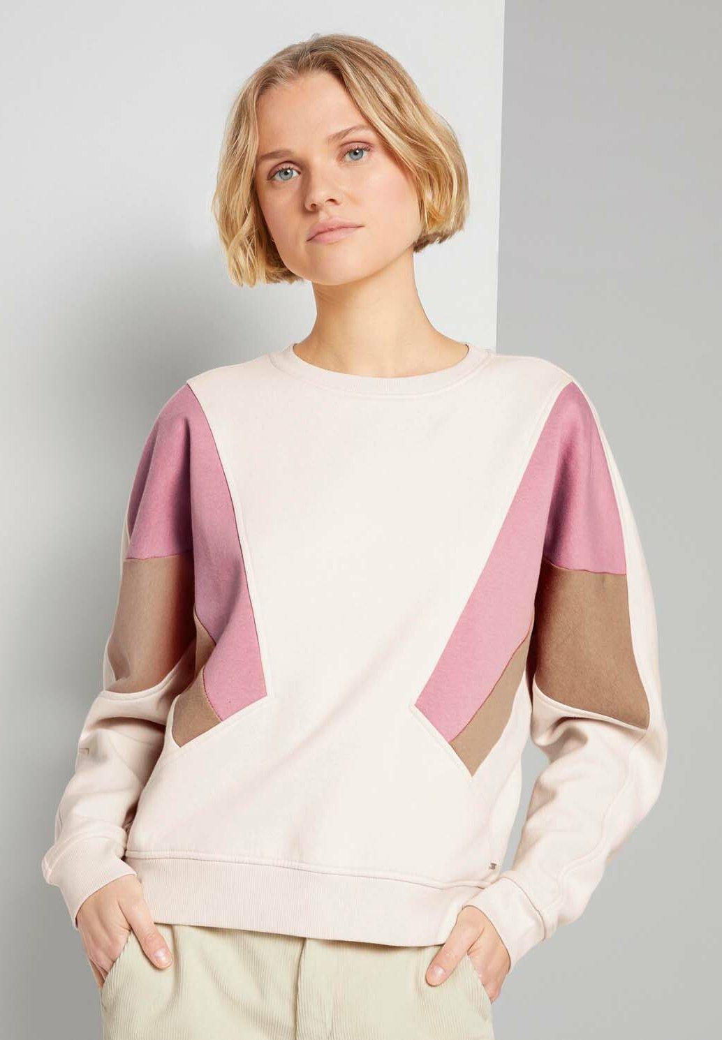 Women COLOURBLOCK - Sweatshirt