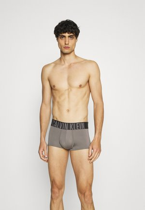 INTENSE POWER LOW RISE TRUNK 2 PACK - Culotte - grey