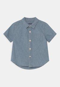 GAP - TODDLER BOY - Shirt - blue denim - 0