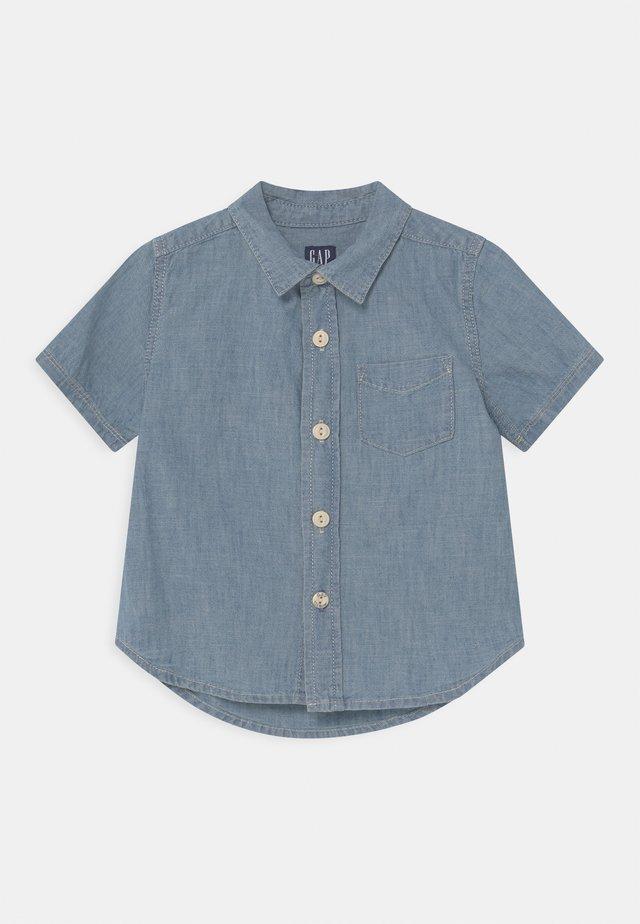 TODDLER BOY - Shirt - blue denim