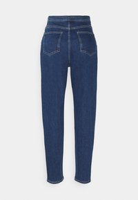 ONLY - ONLLIVA SLOUCHY - Jeans relaxed fit - dark blue denim - 6