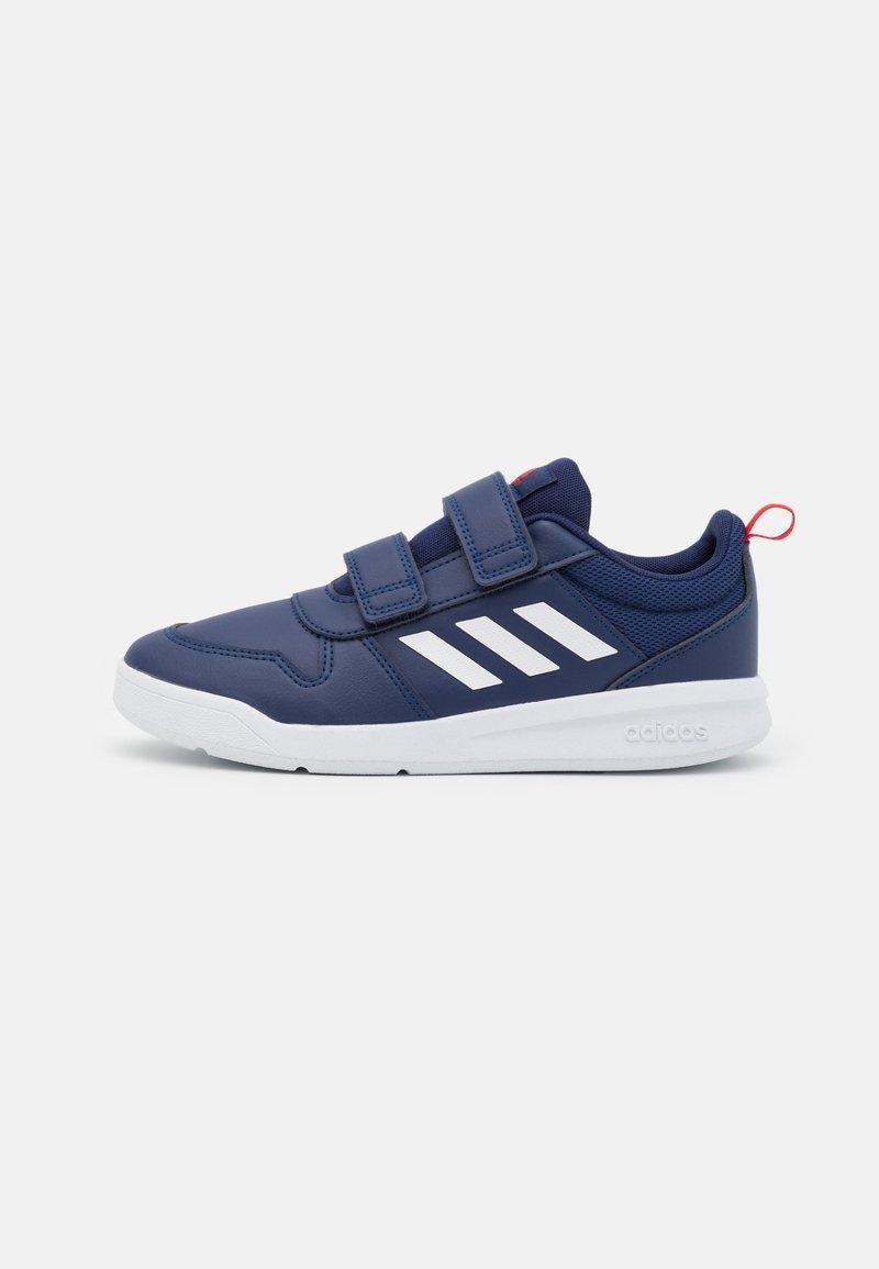 adidas Performance - TENSAUR UNISEX - Sportovní boty - dark blue/footwear white/active red