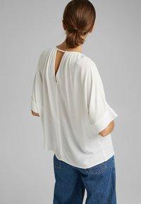 Esprit Collection - FASHION - Blouse - off white - 2