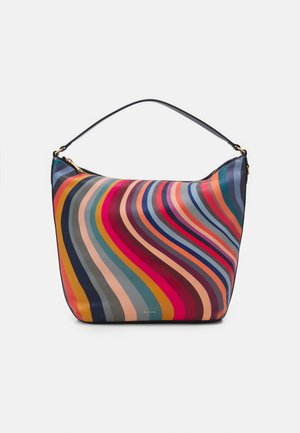 WOMEN BAG MED HOBO - Handtas - multi-coloured