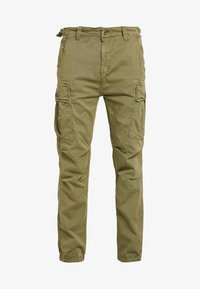 Alpha Industries - SQUAD - Cargobroek - olive - 4