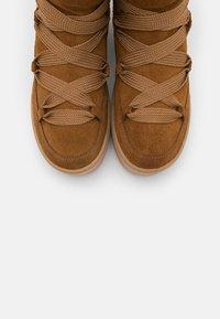 See by Chloé - Kotníkové boty na platformě - light brown - 6