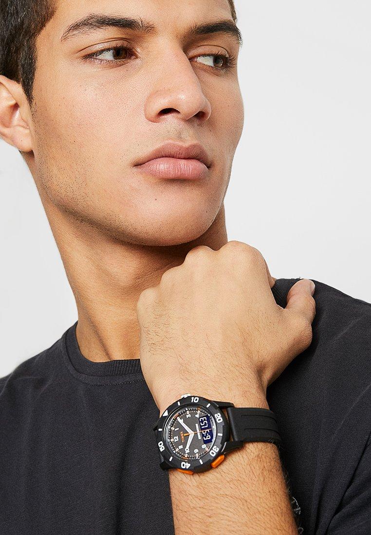 Timex - EXPEDITION KATMAI COMBO 40 mm - Zegarek - all black