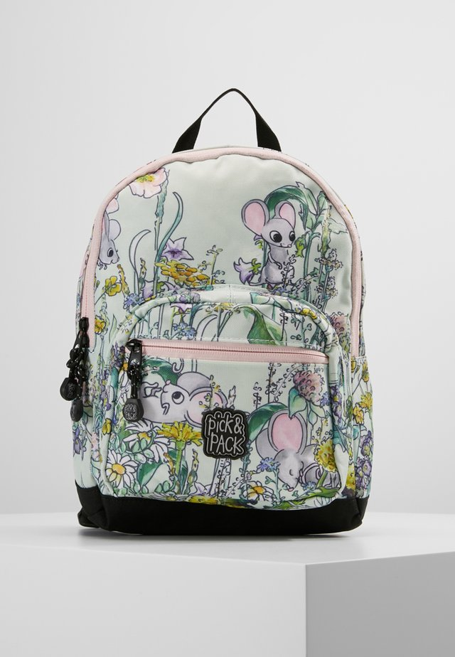 MICE MINI BACKPACK - Sac à dos - mint
