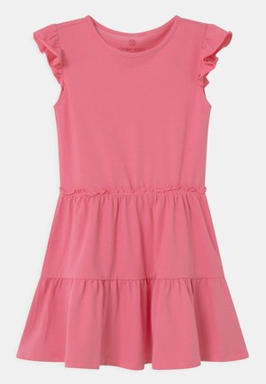 SMALL GIRLS - Jersey dress - azalea pink