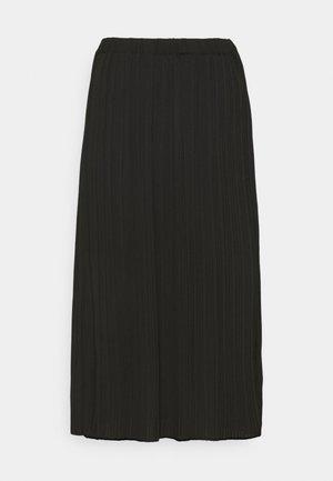 ABBYGAIL SKIRT - A-line skirt - caviar