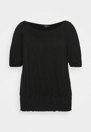 BARDOT - Print T-shirt - black
