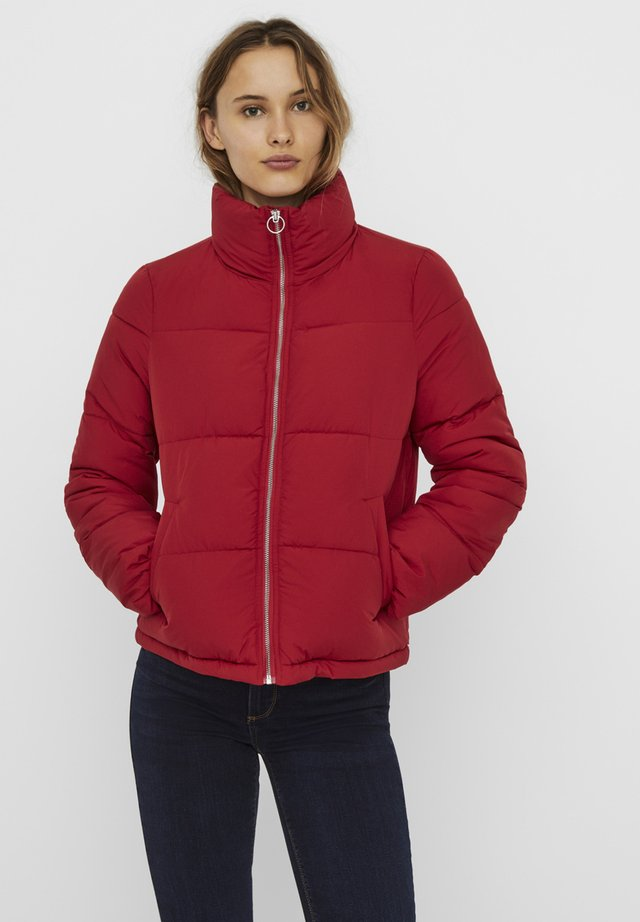 VMNEWYORK - Winter jacket - chili pepper