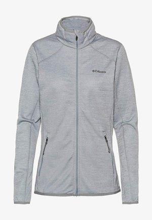 SAPPHIRE TRAIL - Fleece jacket - grey