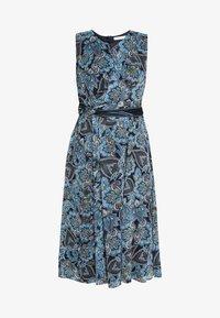 Betty & Co - Day dress - blue-light blue - 4
