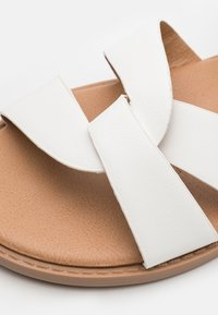 Cotton On - FISHERMAN WEAVE  - Sandals - white - 5