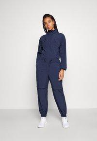 Sweaty Betty - INTERSTELLAR - Overall / Jumpsuit /Buksedragter - navy blue - 0