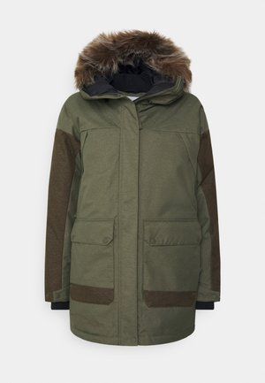 MOUNT SI™  - Down jacket - stone green/olive green