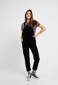 Roxy - HOTCHOCOLATE - Jumpsuit - anthracite