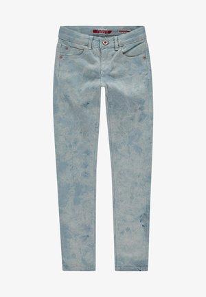 Jeans Skinny Fit - bleach clouds