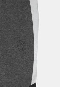 Automobili Lamborghini Kidswear - CONTRAST INSERT - Tracksuit bottoms - grey estoque - 2