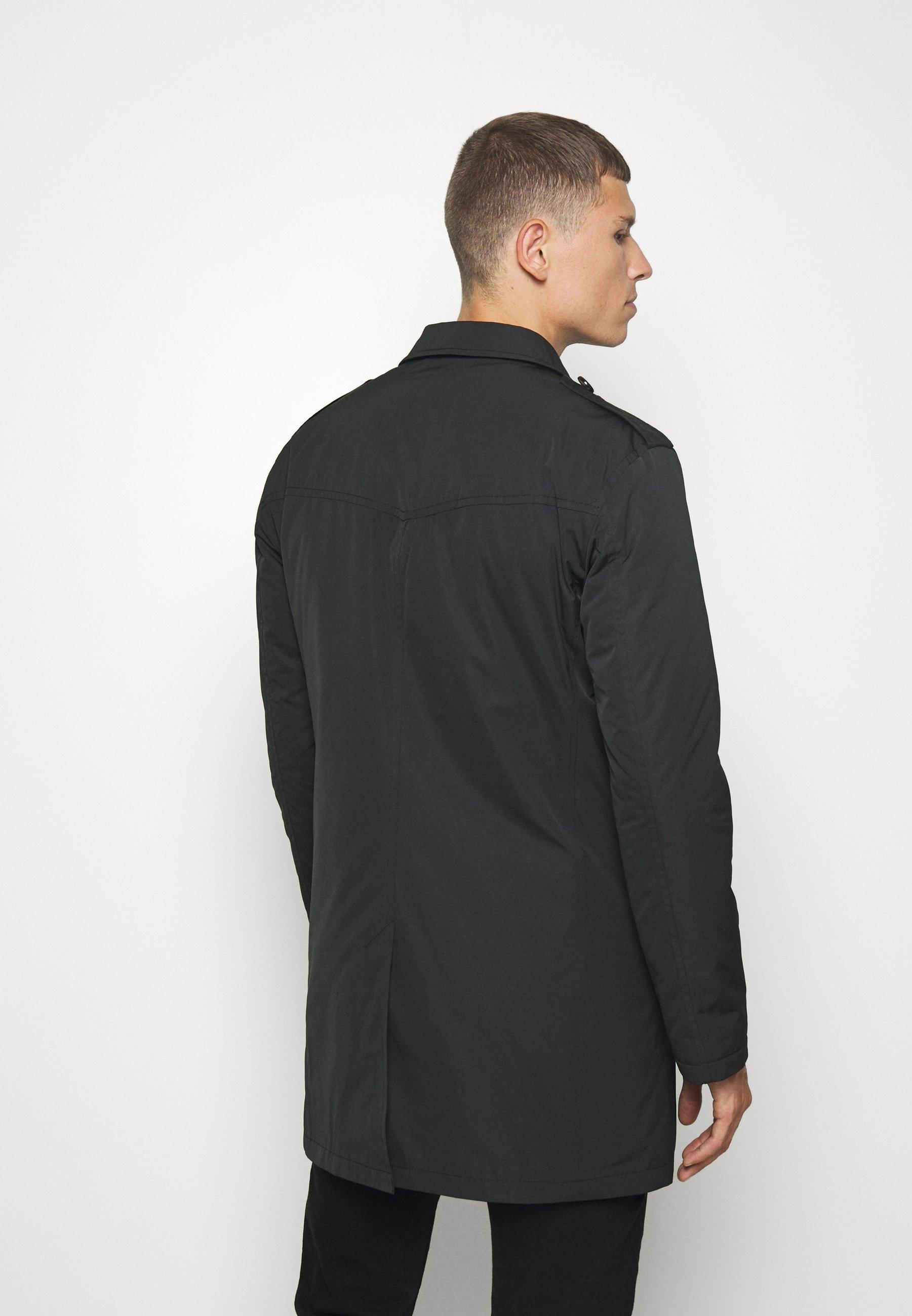 Super Seneste Samlinger Tøj til herrer Bugatti Korte frakker black nPClSo tXpg8F