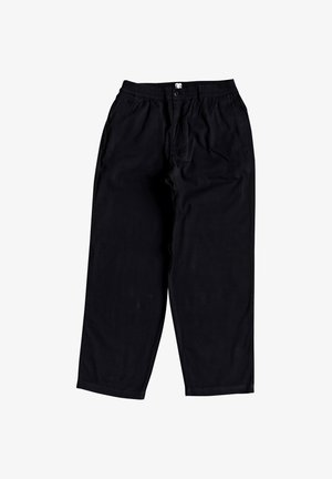 THE MECHANIC - Trousers - black