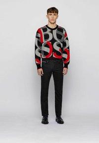 BOSS - Jeans slim fit - black - 1
