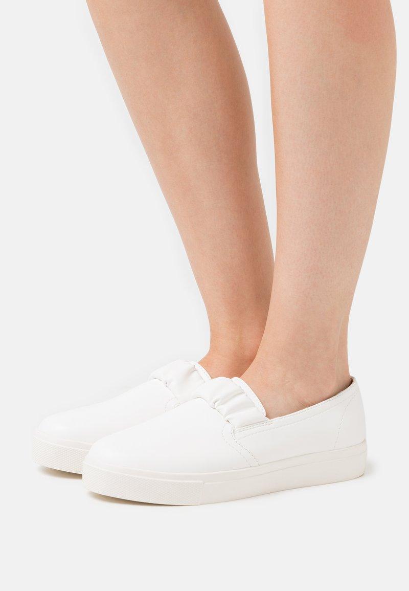 Anna Field - Slip-ins - white