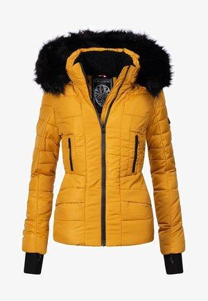ADELE - Winter jacket - yellow