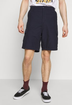 FIELD CARGO PASADENA - Shorts - dark navy rinsed