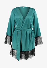 Playful Promises - SLEEVES - Badekåpe - teal - 4