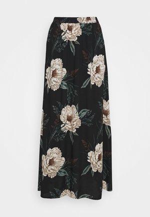 VMSIMPLY EASY SKIRT - Áčková sukně - black
