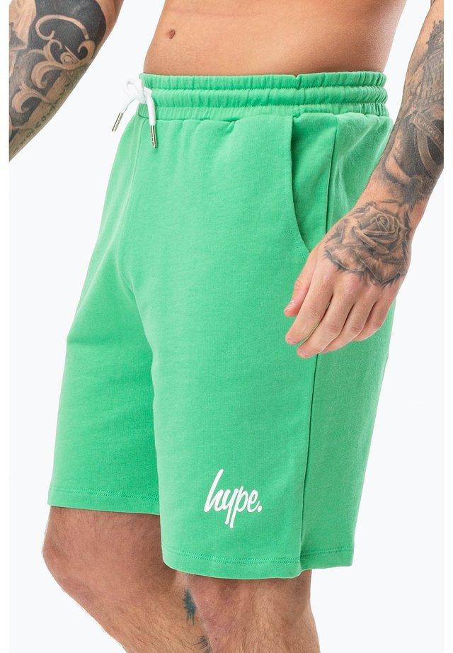 SCRIPT - Shorts - green
