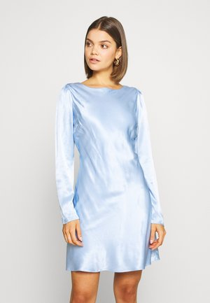VICTORIA MINI DRESS - Day dress - periwinkle