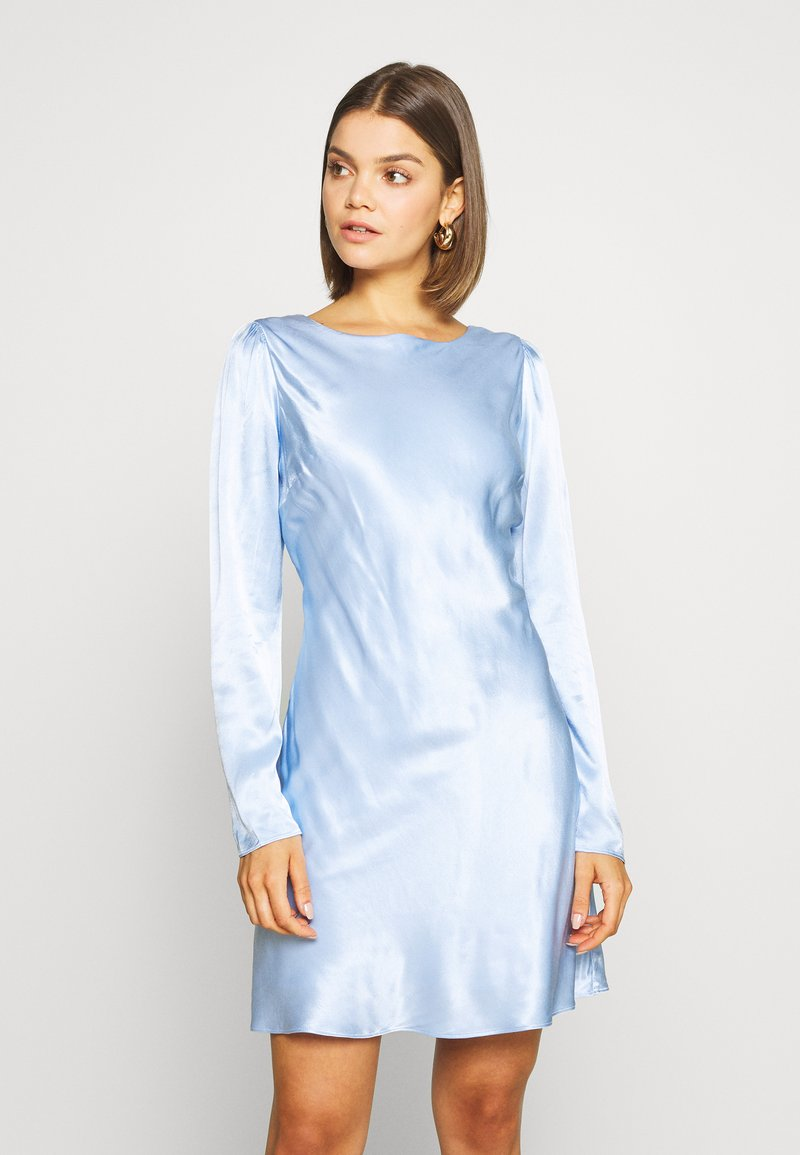 The East Order - VICTORIA MINI DRESS - Day dress - periwinkle