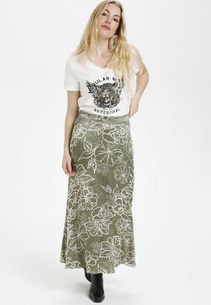 CUELMY  - T-shirt print - spring gardenia
