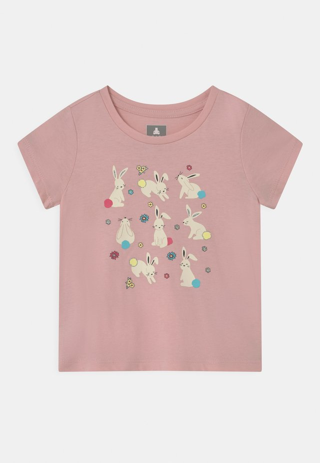 TODDLER GIRL - T-shirt imprimé - pink bunny