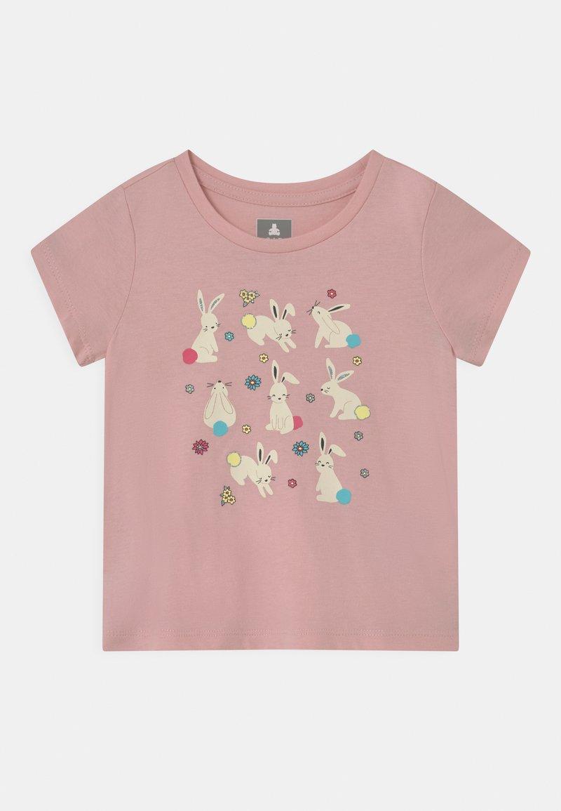 GAP - TODDLER GIRL - Triko spotiskem - pink bunny