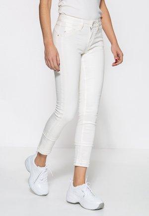 MIT SCH - Jeans Skinny Fit - weiß